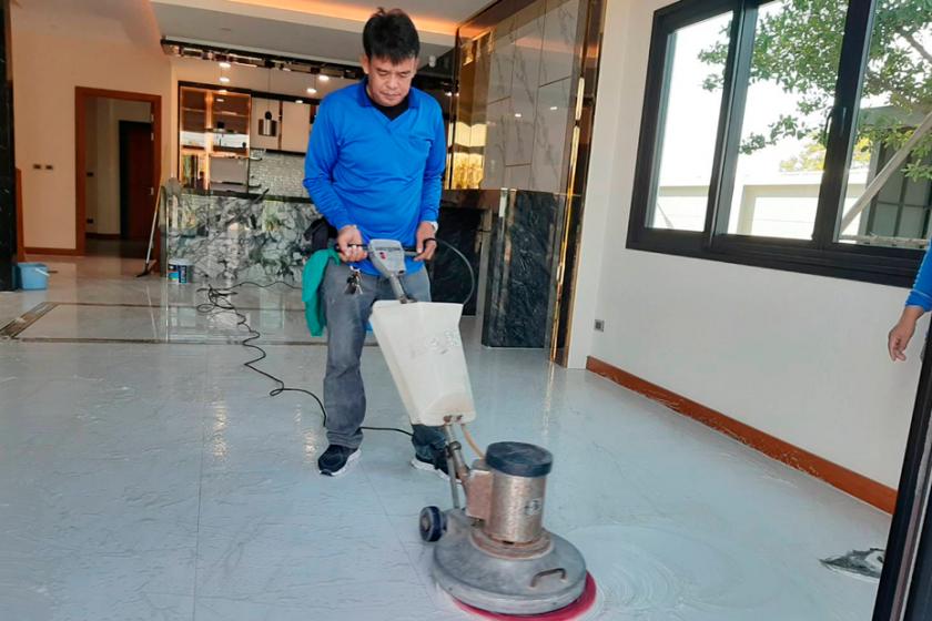 รับทำความสะอาดบ้าน พระราม 2